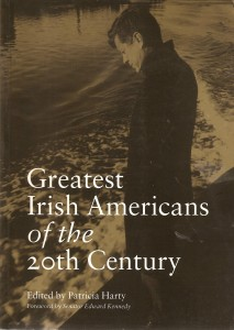 Greatest Irish Americans of the 20th Century cover